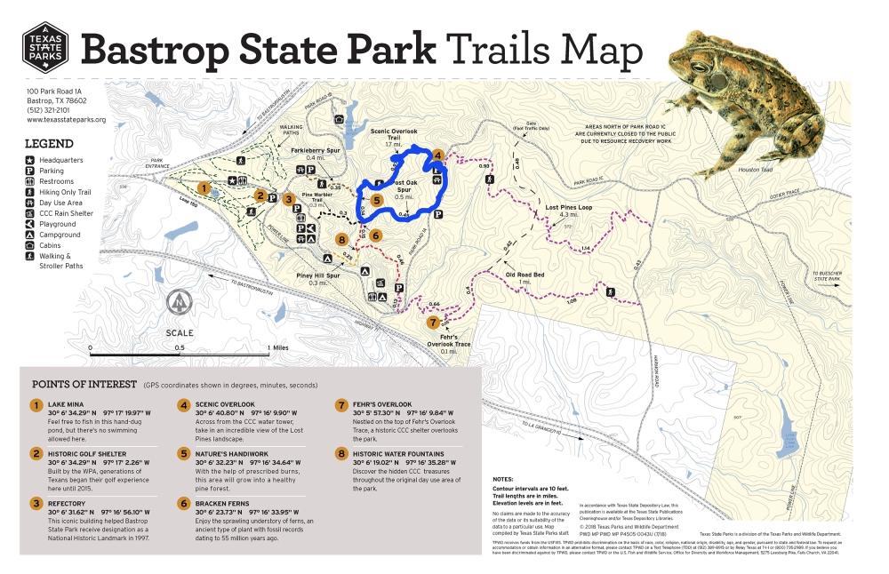 Park Map Plan-1